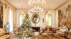 Hillwood Estate christmas