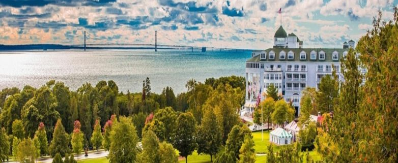 GRAND HOTEL – MACKINAC ISLAND October 11 – 19, 2020